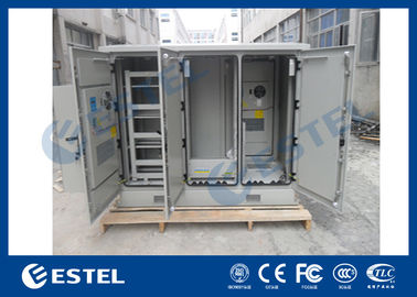 Professional 6 Doors Base Station Cabinet PEF Heat Insulation 1470×1800×900 mm